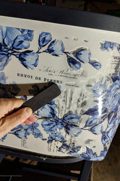 French Ceramics Transfer