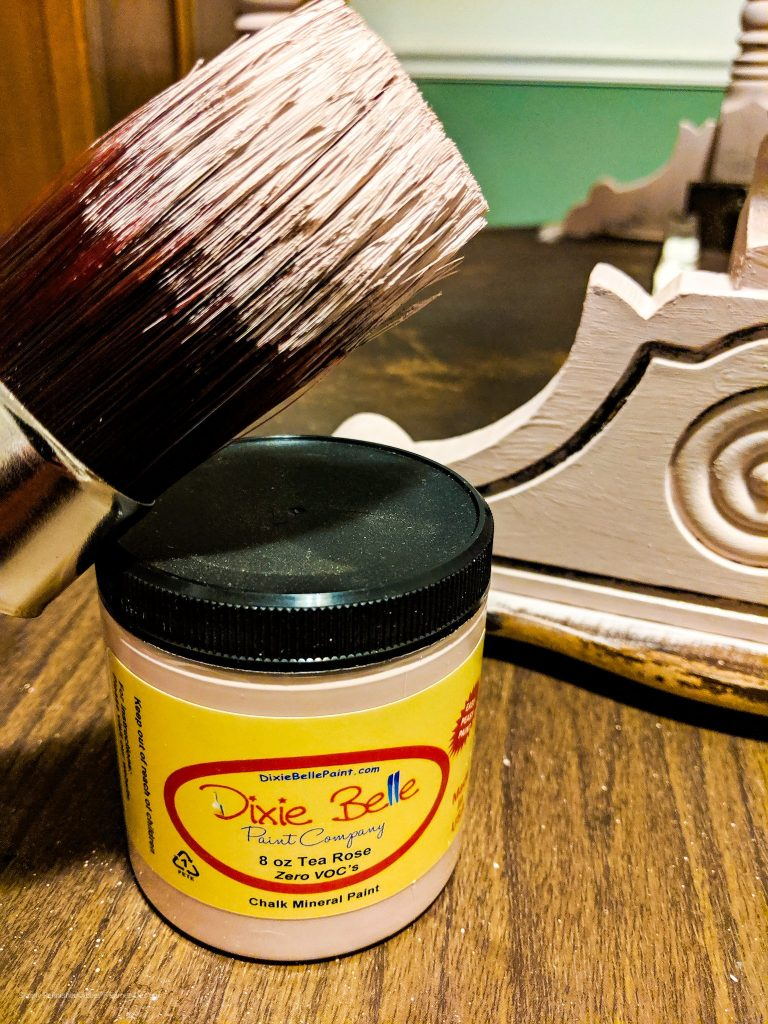 Dixie Belle Chalk Paint Tea Rose Pink: How To Use Chalk Paint