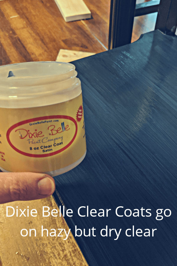 Chalk Paint Topcoats - Water-based polys