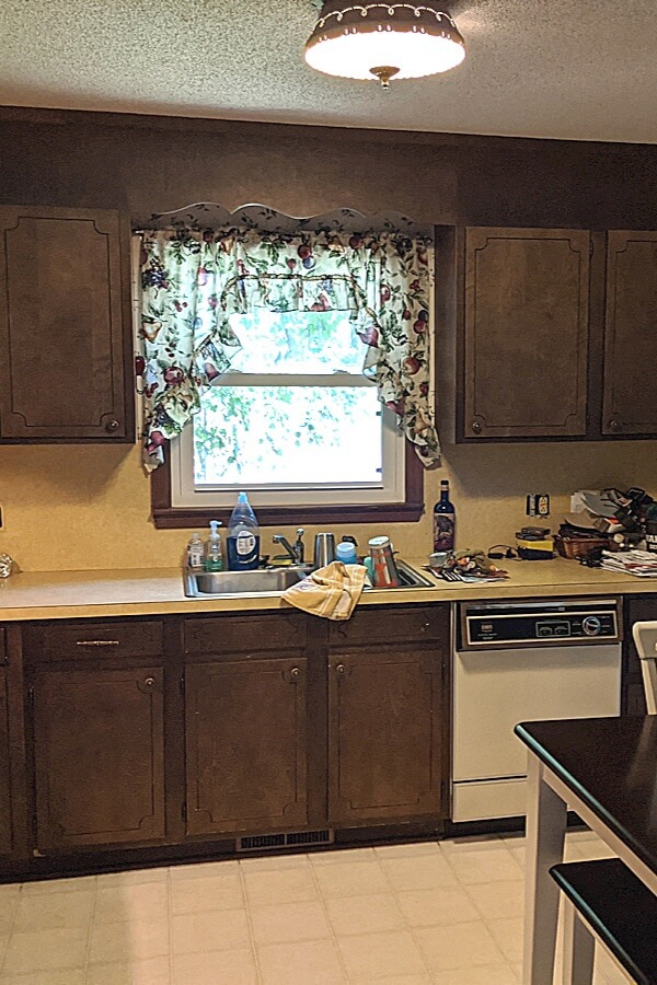 Ugly Kitchen Picture 2