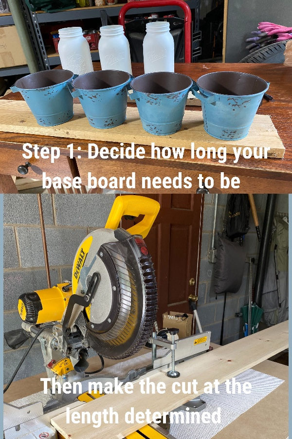 Determining the Size And Cutting the Lumber