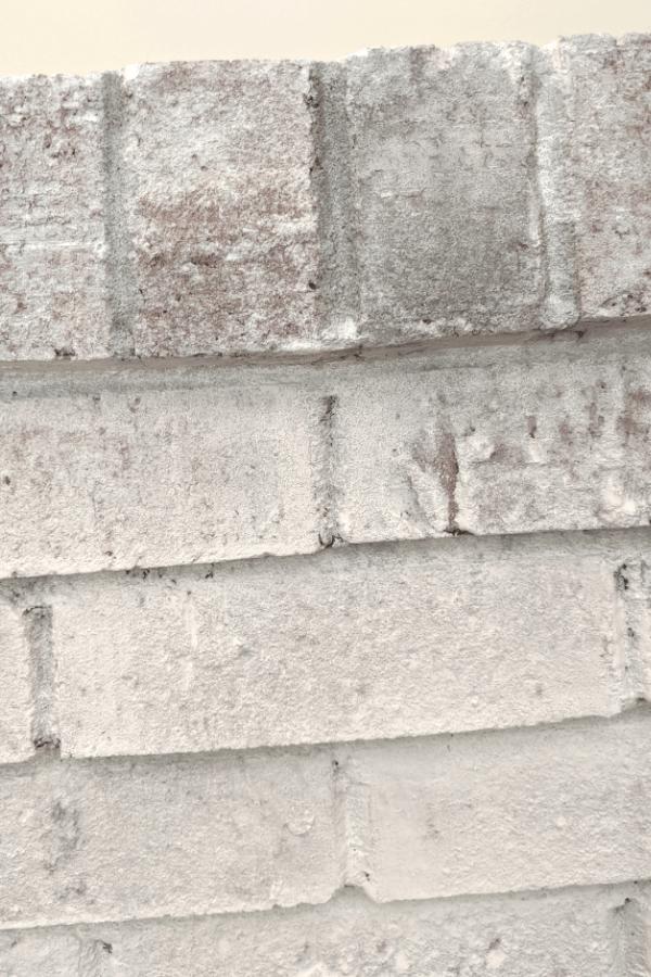 How To Whitewash Brick Fireplace