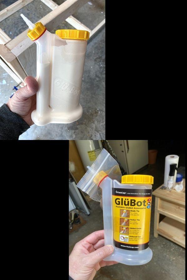 Glue Bot Wood Glue Dispenser is a top ten DIY tools list recommendation