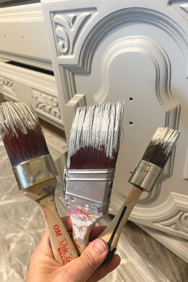 Best Brushes For Silk Paint