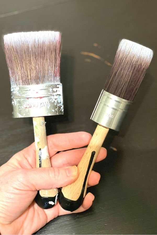 Cling On Brushes S50 and S30
