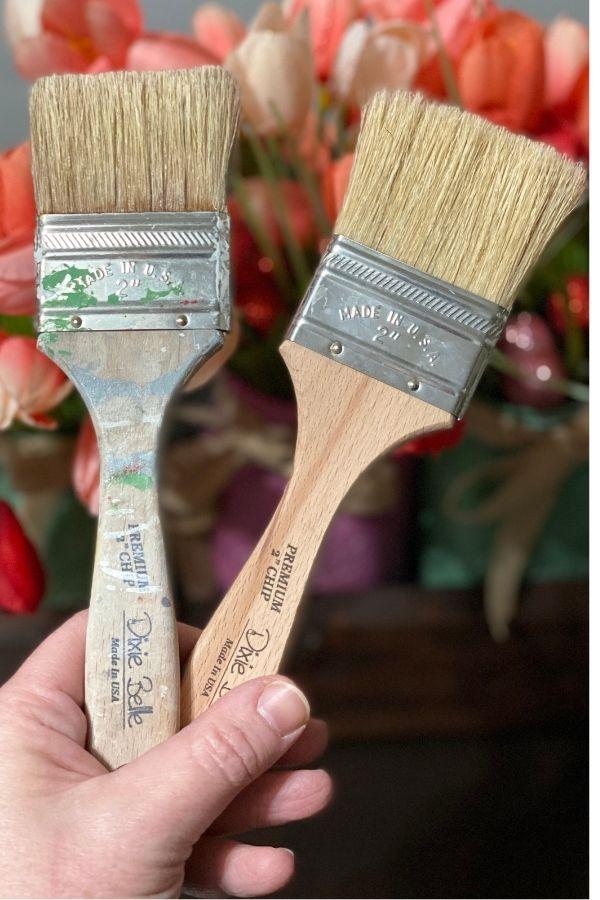 Dixie Belle Premium Chip Brushes