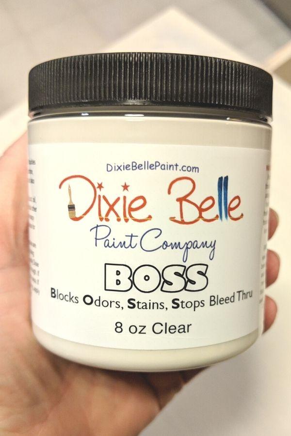 Dixie Belle Boss