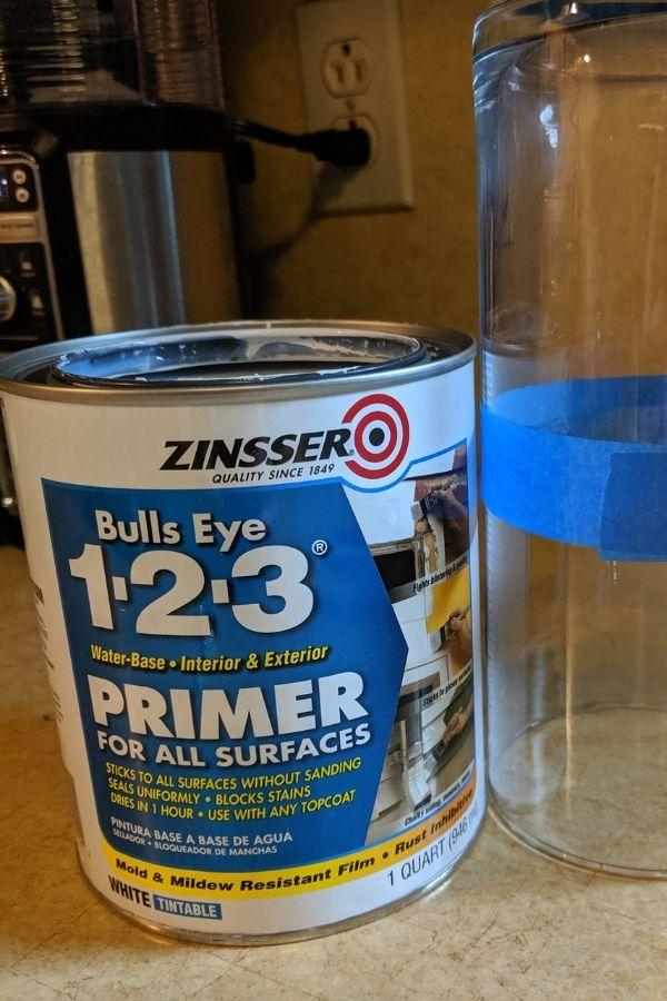 Zinsser BIN Bullseye Primer