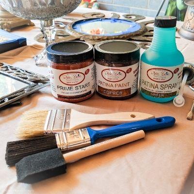 Dixie Belle Patina Paint Products
