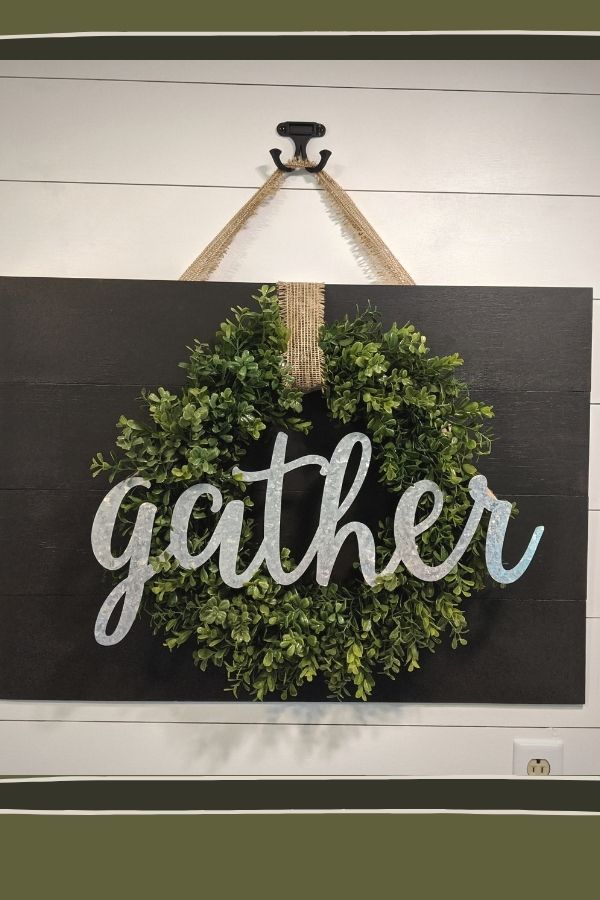 Gather Sign Complete