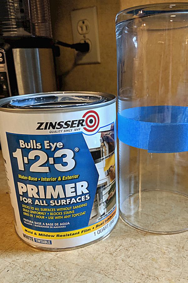 Zinsser BullsEye 123 Primer; When to Prime? My Top Primer Choices