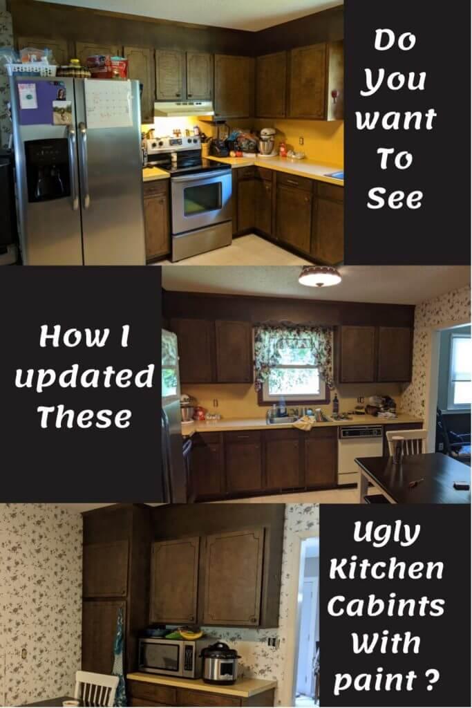 Budget-Friendly Kitchen Makeover Needed
