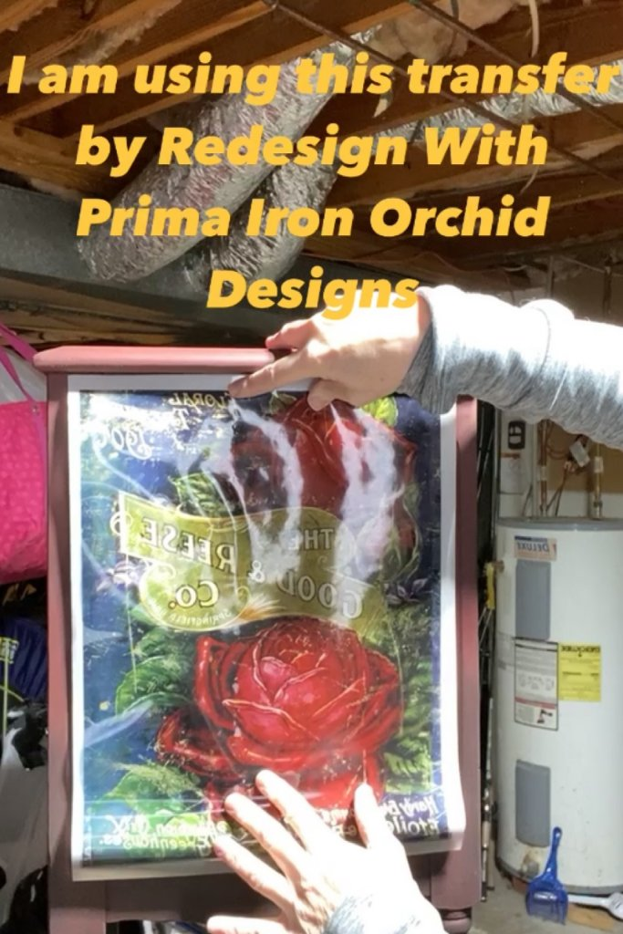 Applying the Redesign With Prima Furniture Transfer