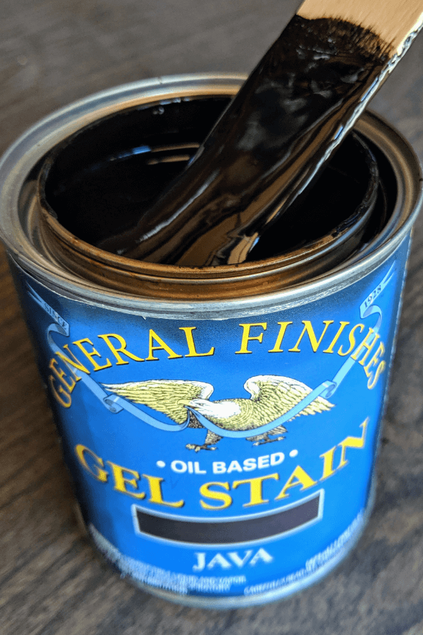How To Use Java Gel Stain