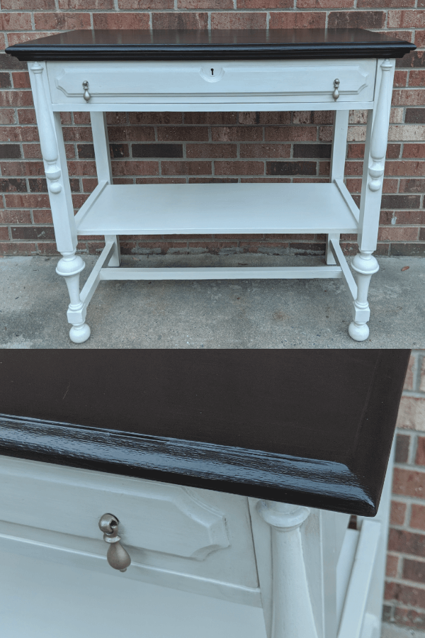 How To Use Milk Paint and Gel Stain